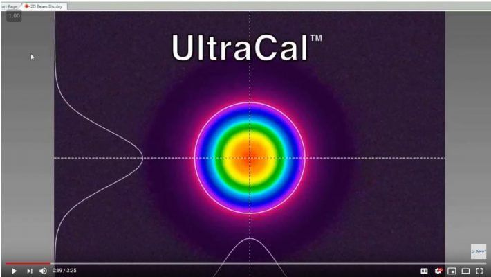 Video: BeamGage Ultracal Demonstration