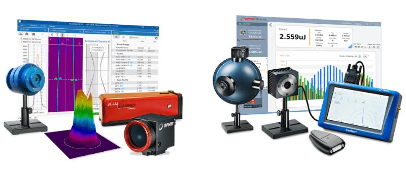 Ophir laser-measurement